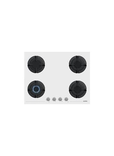 Simfer Xxl Beyaz Ikili Ankastre Set 3651 Ocak 8688 Davlumbaz) Renkli
